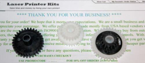 3pcs HP LASERJET M5025 M5035 SWING PLATE GEAR KIT PREMIUM QUALITY ISO9001 USA
