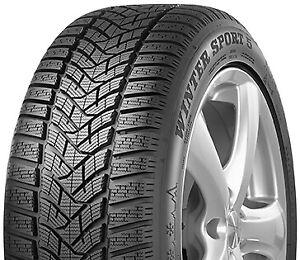 4x-Dunlop-Sports-D-039-Hiver-5-235-45-r18-98-V-PNEUS-HIVER-id398139