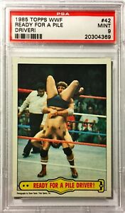 Ready-For-A-Pile-Driver-1985-Topps-WWF-42-PSA-9-Mint-WWE-HOF