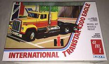 AMT International Transtar 4300 1/25 plastic model truck kit new 629