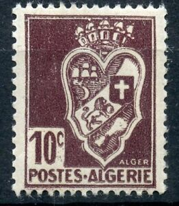 Africa Topical Stamps Timbre Algerie Neuf N° 184 ** Alger Yet Not Vulgar Stamp