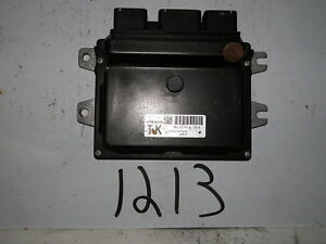 2008-08-ALTIMA-2-5L-SEDAN-COMPUTER-BRAIN-ENGINE-CONTROL-ECU-ECM-MODULE-UNIT
