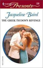 Baird, Jacqueline .. The Greek Tycoon's Revenge