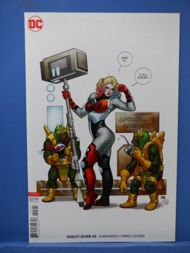 Harley Quinn #45  Frank Cho Variant  D.C Comics HP2343