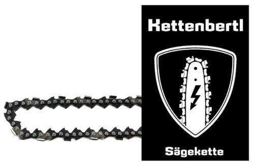 Sägekette Ersatzkette für Motorsäge  PARTNER R440 Schnittlänge 55cm 404 1,6