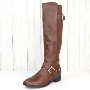 New-Thalia-Sodi-Brown-Boots-Size-5-M-Womens-Vada-Riding-Boots-nwot