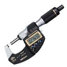 """Mitutoyo Digimatic QuantuMike Micrometer 0-25mm/0-1"""""""