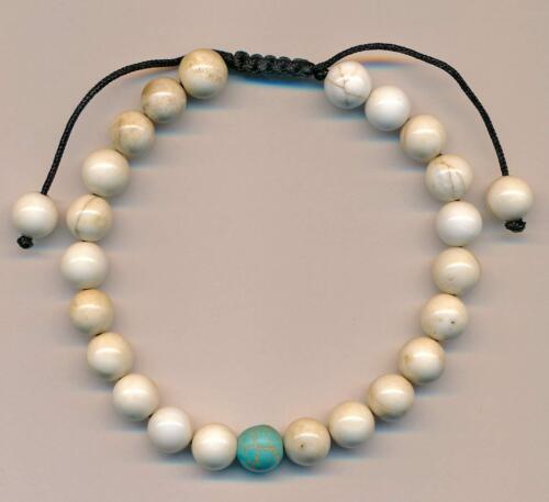 Bracelet coquillage Bracelet shell armschmuck turquoise bijoux Bracciale Népal 89b