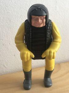 Vintage Figurine 1988 Real Ghostbusters Wicked Wheelie Haunted Human EEK Kenner