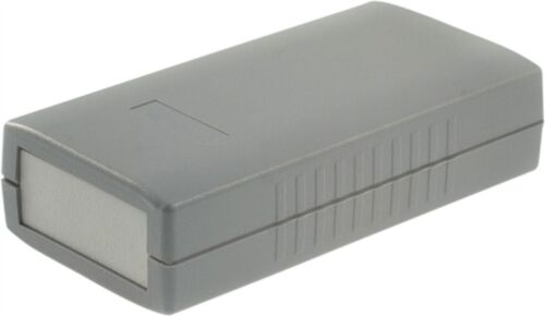 RND Components Plastic enclosure 120 x 60 x 30mm Dark Grey ABS IP54