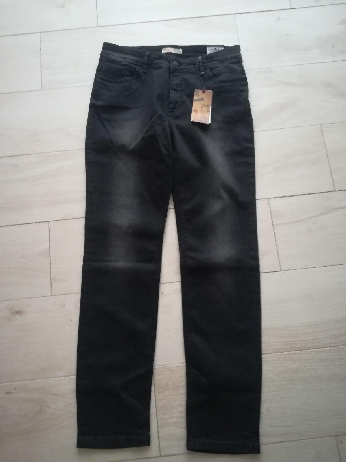 TONI rot Jeans Hose schwarz Gr. 42 regular NEU NP   Modell 1121-22
