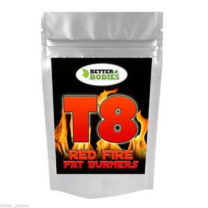 120 Stark T8 Fett Brenner Diät Gewichtsverlust Tabletten Abnehmen Tabletten