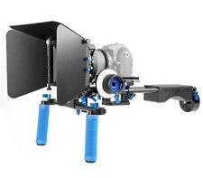 Profi DSLR Rig-Set von ayex: Rig + Follow Focus + MatteBox + Gewicht