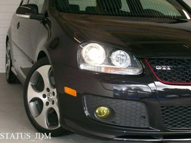 VW MK5 Yellow Fog Light Overlays Tint Vinyl GTI R32 EDM 06 07 08 09 Golf/Jetta