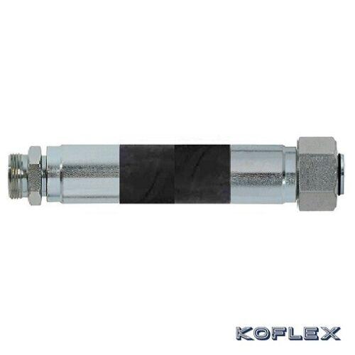 2000 mm Hydraulikschlauch NW10 12L DKOL DKOL90 DKOL45 CEL Länge 300 mm