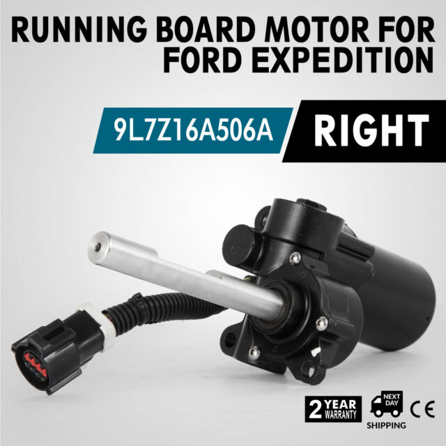 Running Board Motor Ford Lincoln Right Side 07-14 Easy assembly Front Navigator