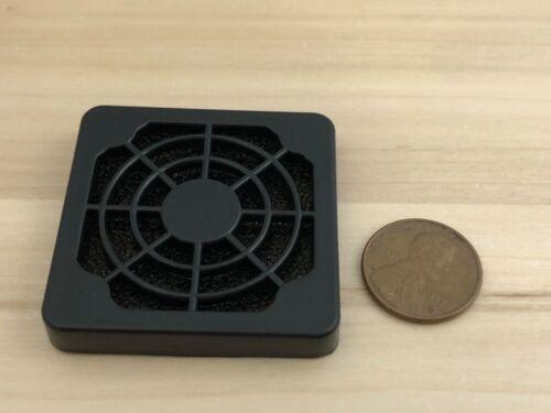 2 Pieces 40mm filter dust cover proof DC 4cm Cooling Heatsink guard Fan Fans C28