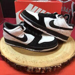 sale retailer 86c8b a77c8 Image is loading Nike-Dunk-Low-PRM-QS-BG-GS-UENO-