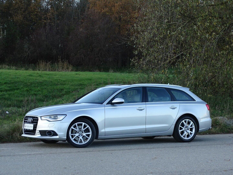 Audi A6 Billede 0