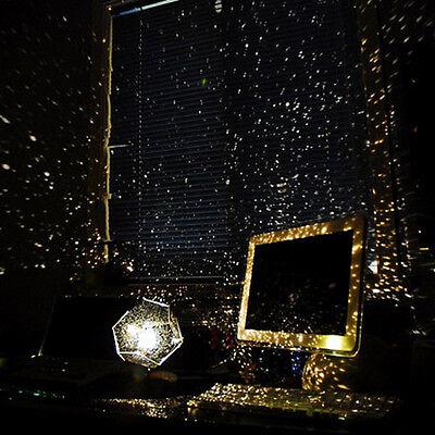 Romantic Astrostar Astro Star Laser Projector Cosmos Light Lamp Nightlight