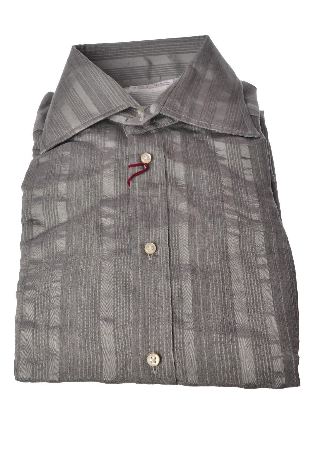 Liberty pink - Shirts-Shirt - Man - Grey - 3481712B193548