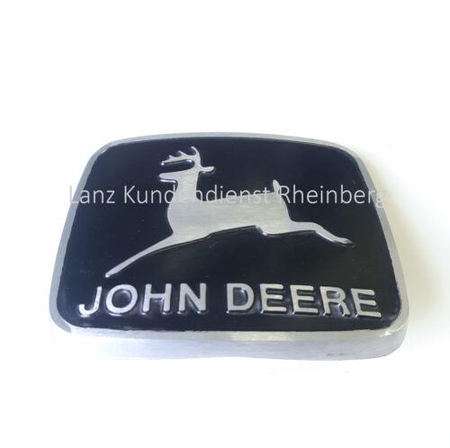 Emblem Firmenschild für Traktor John Deere 2250 2450 2650 2850 3050 3350 3650