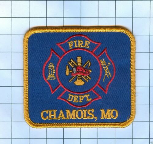 Chamois MO Fire Patch