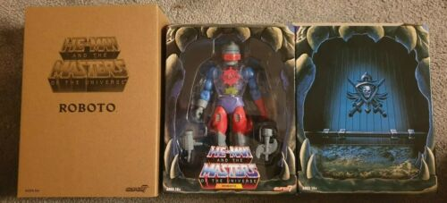 He-Man and the Masters of the Universe FILMATION ROBOTO-NEW EN STOCK