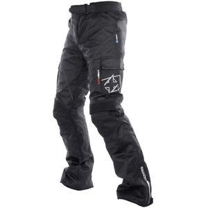 Oxford-Siren-Ladies-Textile-Waterproof-Motorcycle-Pants-Jeans-Short-Leg-TW336