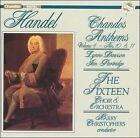 Handel: Chandos Anthems, Vol. 4 - Nos. 10 & 11 (CD, Jul-1992, Chandos)