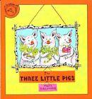 The Three Little Pigs by Paul Galdone (Hardback, 1979)