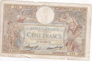 BILLET-100-FRANCS-LUC-OLIVIER-MERSON-1935-268