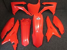 Honda CRF250 2014-2017 CRF450 2013-15 X-FUN complete all red plastic kit PK1002
