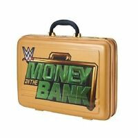 Money In The Bank Commemorative Briefcase Case Wwe Wrestling Replica Official