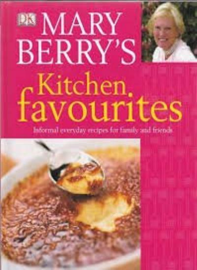 Mary Berry Kitchen Favourites By Mary Berry