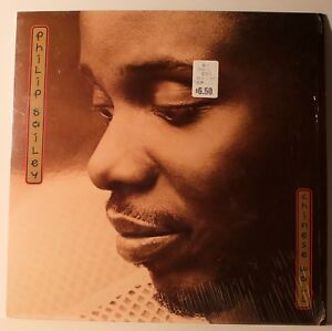 Philip Bailey 1984 LP Chinese Wall. Pop Rock, Synth-Pop. BFC 39542