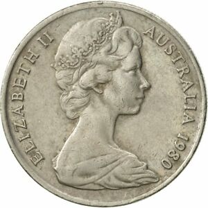 468816-Australie-Elizabeth-II-10-Cents-1980-TTB-Copper-nickel-KM-65