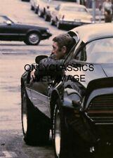STEVE MCQUEEN HEAD OUT OF WINDOW OF 1979 PONTIAC TRANS AM CAR 5X7 PHOTO HOT ROD