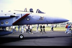 3-794-Boeing-F-15c-Eagle-Nose-Detail-USAF-Kodachrome-SLIDE