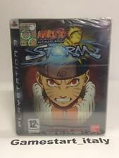 NARUTO ULTIMATE NINJA STORM COLLECTOR'S EDITION - SONY PS3 - NUOVO SIGILLATO NEW