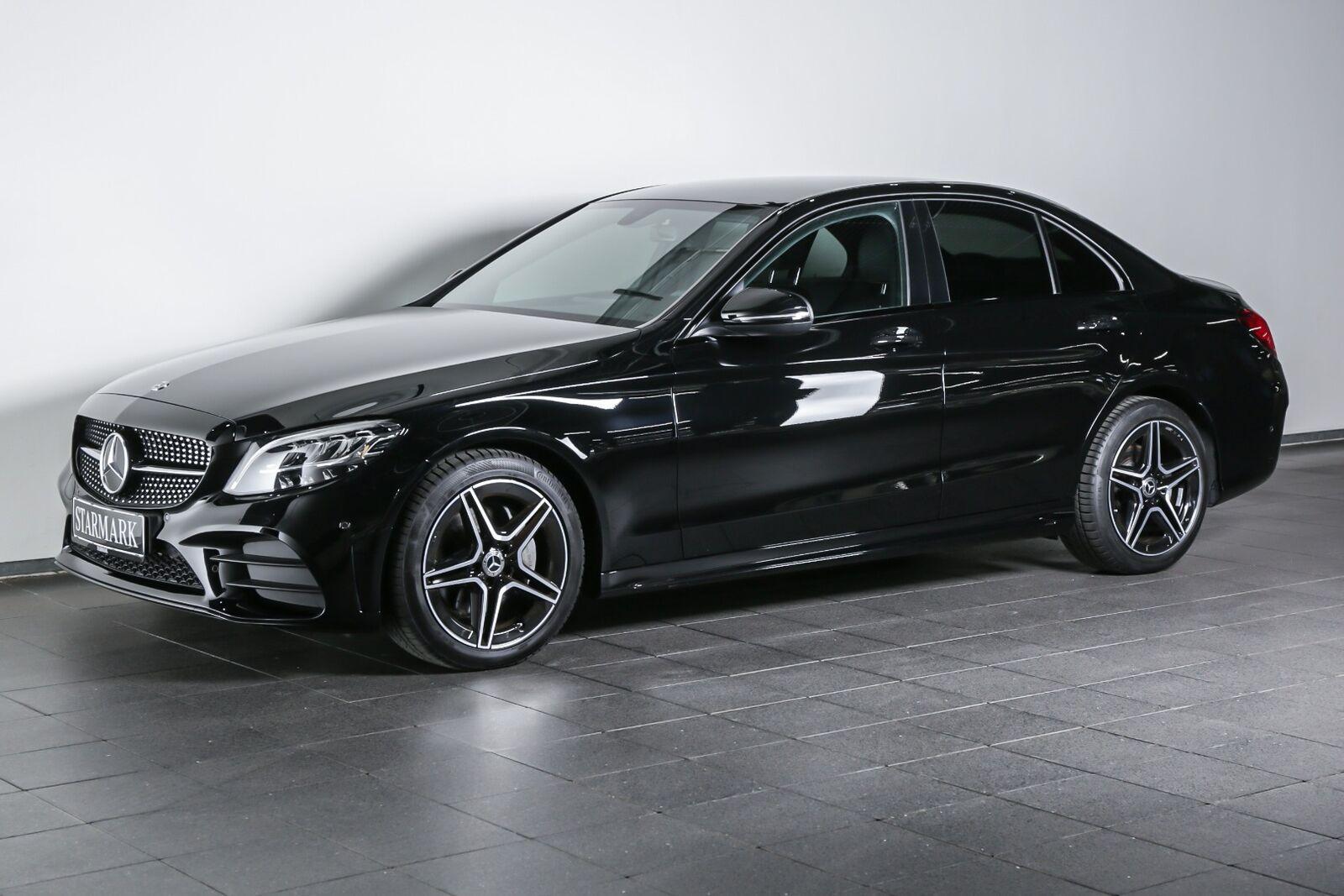 Mercedes-Benz C200 1,5 AMG Line aut.