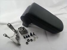 For VW Jetta 99-04 Bora Golf MK4 GTI Black Leather Armrest Handrails Box