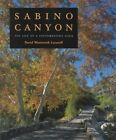 Sabino Canyon: The Life of a Southwestern Oasis by David W. Lazaroff (Paperback, 1993)