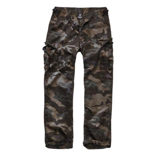 Brandit Pantaloni BDU Ripstop Trouser Darkcamo