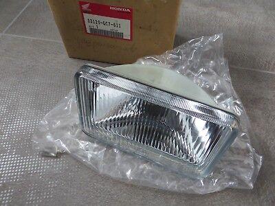 Vespa head drive light lamp headlight lens reflector VNA VNB VBA VBB GS160 VS5