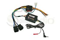 Saab 9-3 / 9-5 2007-up Swc Wire Harness Amp Interface For Aftermarket Radio