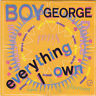 """BOY GEORGE - everything i own / use me 7"""""""