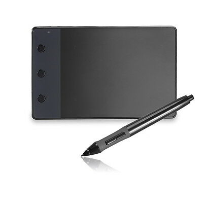 Huion H420 USB Art Design Pen Graphics Drawing Tablet Board Pad | SHIP FROM US