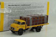 Mercedes-Benz L911 Behältertransporter Deutsche Post 1:43 Premium classixxs