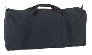 77a7bf6624f8 Champion Sports 22 oz. Canvas Zippered Duffle Bag CB3314BK Bag 34